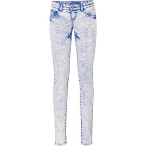 RAINBOW Moonwash Jeans in blau für Damen von bonprix