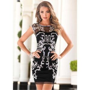 Kleid/Sommerkleid in weiß von bonprix