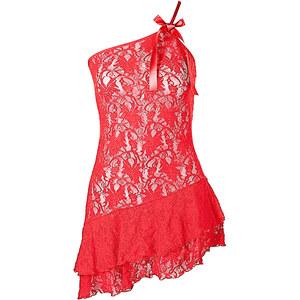 Kleid in rot für Damen von bonprix