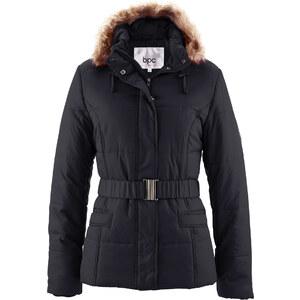bpc bonprix collection Jacke langarm figurbetont in schwarz für Damen von bonprix