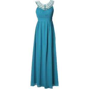 Little Mistress Ballkleid turquoise