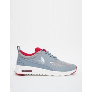 Nike Air - Max Thea - Graue Premium-Turnschuhe - Grau