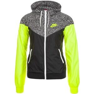 Nike Sportswear WINDRUNNER Leichte Jacke black/volt