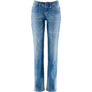 John Baner JEANSWEAR Stretch-Jeans, STRAIGHT, Normal in blau für Damen von bonprix