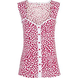 RAINBOW Shirt in weiß für Damen von bonprix