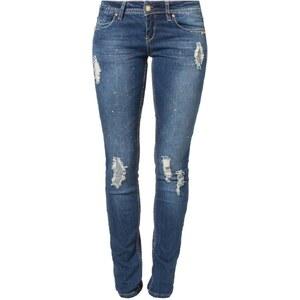 Fresh Made Jeans Slim Fit middle blue denim