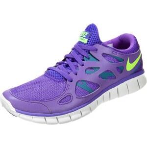 Nike Sportswear FREE RUN 2 Sneaker hyper grape/volt/purple haze/blue