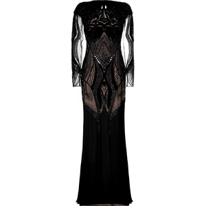Zuhair Murad Lace Detailed Gown