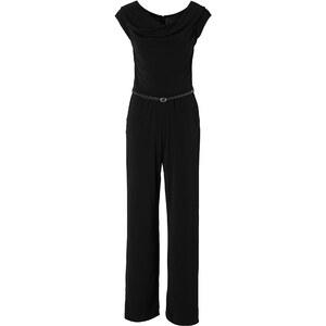 Overall ohne Ärmel in schwarz für Damen von bonprix