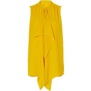 BODYFLIRT Bluse in gelb von bonprix
