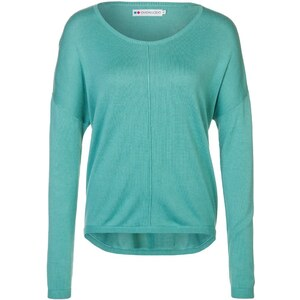 Even&Odd Strickpullover turquoise