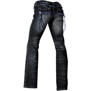 RAINBOW Jeans figurbetont in schwarz für Damen von bonprix