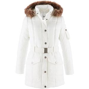 bpc bonprix collection Parka langarm figurbetont in weiß für Damen von bonprix