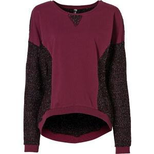 RAINBOW Sweatshirt in lila (Rundhals) für Damen von bonprix