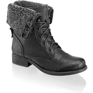Boot Funky Shoes schwarz