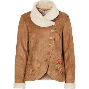 RAINBOW Jacke in braun für Damen von bonprix
