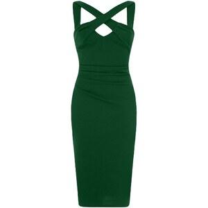 Four Flavor EMILIA Cocktailkleid / festliches Kleid grün