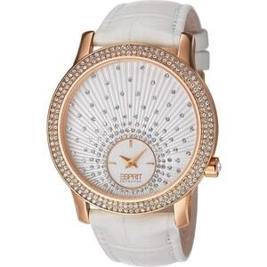 "Esprit Collection, Armbanduhr, ""EL-anatole rose gold white, EL101872F04"""