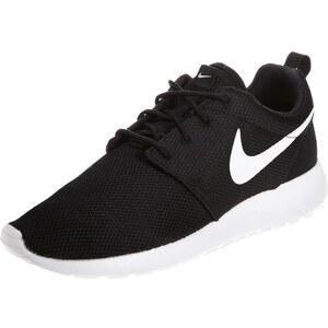 Nike Sportswear ROSHE ONE Sneaker black/white/volt