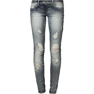 ONLY CORAL Jeans Slim Fit dark blue denim