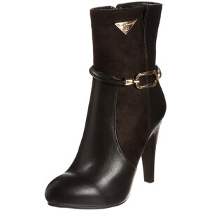 Laura Biagiotti High Heel Stiefelette dark brown
