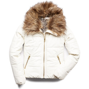 Forever 21 Stay Warm Puffer Jacket (Kids)