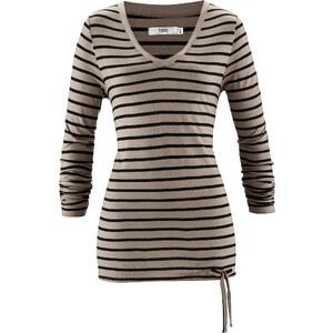 bpc bonprix collection Shirt, Langarm in braun für Damen von bonprix