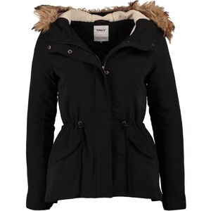 ONLY LUCCA Winterjacke black