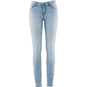 "John Baner JEANSWEAR Stretch-Jeans ""SKINNY"", Kurz in blau für Damen von bonprix"