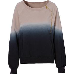 RAINBOW Sweatshirt in beige für Damen von bonprix
