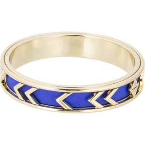 House of Harlow Armband golden tone/cobalt