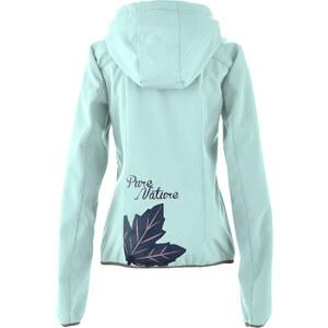 bpc bonprix collection Softshell-Outdoorjacke mit Kapuze langarm in blau für Damen von bonprix