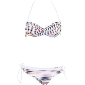 Plavky Little Marcel Bowun s barevnými proužky