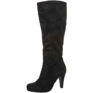 Anna Field High Heel Stiefel black
