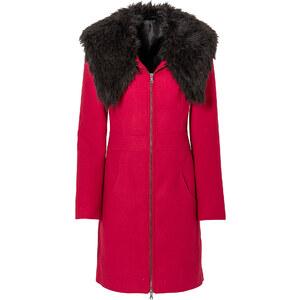 BODYFLIRT boutique Mantel langarm in rot für Damen von bonprix