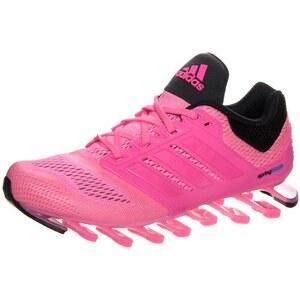 adidas Performance SPRINGBLADE 2 Laufschuh Dämpfung neon pink/solar blue/black