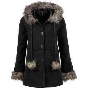 BODYFLIRT boutique Jacke langarm in schwarz für Damen von bonprix