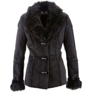 bpc selection Jacke langarm in schwarz für Damen von bonprix