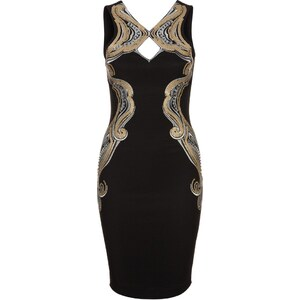Lipsy Cocktailkleid / festliches Kleid black