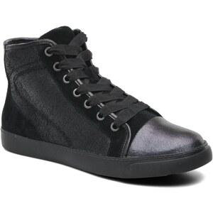 SALE - 46%% Clarks - Monique Glove - Sneaker für Damen / schwarz