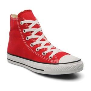 SALE - 10% - Converse - Chuck Taylor All Star Hi W - Sneaker für Damen / rot