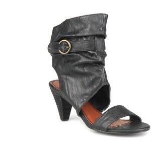 SALE - 60% - Spot On - Marila - Sandalen für Damen / schwarz