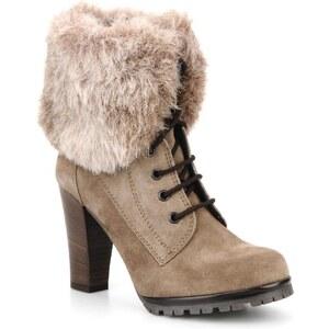 Eden - Cincilla - Stiefeletten & Boots für Damen / beige