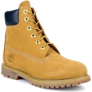 Timberland - 6 in premium boot w - Stiefeletten & Boots für Damen / gelb