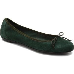 SALE - 40%% Valensi - Vega - Ballerinas für Damen / grün