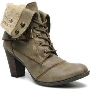 Molly Bracken - Doreen - Stiefeletten & Boots für Damen / grau