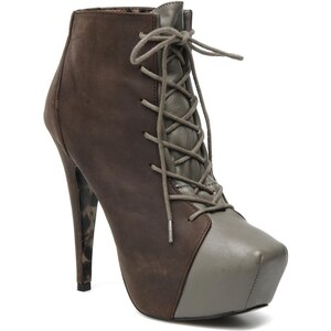 Betsey Johnson - TIPPS - Stiefeletten & Boots für Damen / grau