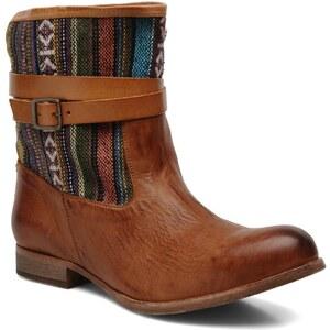 H By Hudson - COACHELLA - Stiefeletten & Boots für Damen / braun