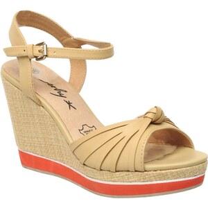 SALE - 20%% Derhy - Gadira - Sandalen für Damen / beige