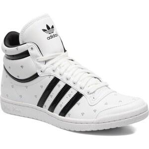 Adidas Originals - Top ten hi sleek w - Sneaker für Damen / weiß
